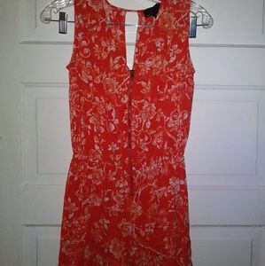 Attention Romper Size XS